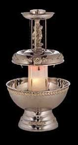 5 Gallon Champagne Or Punch Fountain