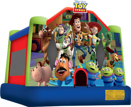 Toy Story 3 Jump