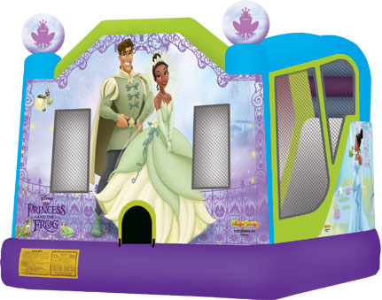 Princess & The Frog 4-in-1 Combo